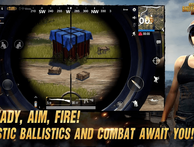 Main PubG Mobile on PC 4