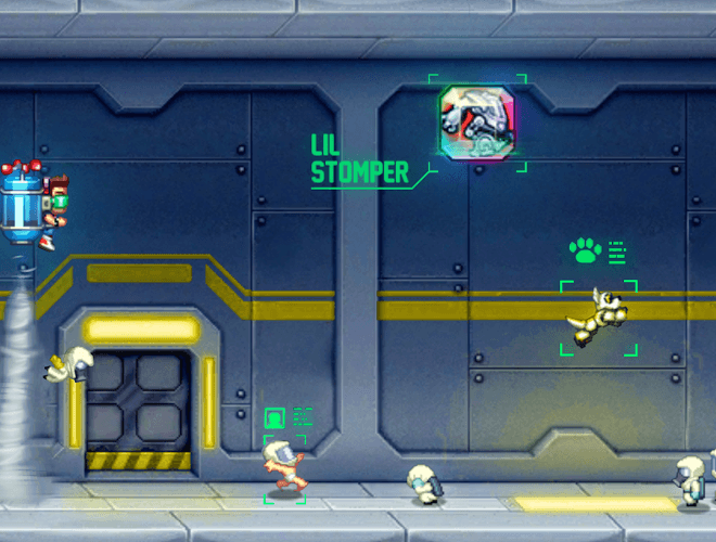 Speel Jetpack Joyride on PC 5