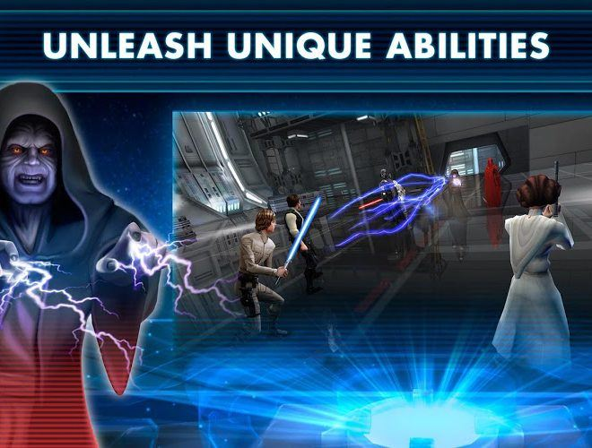 Chơi Star Wars™: Galaxy of Heroes on PC 6