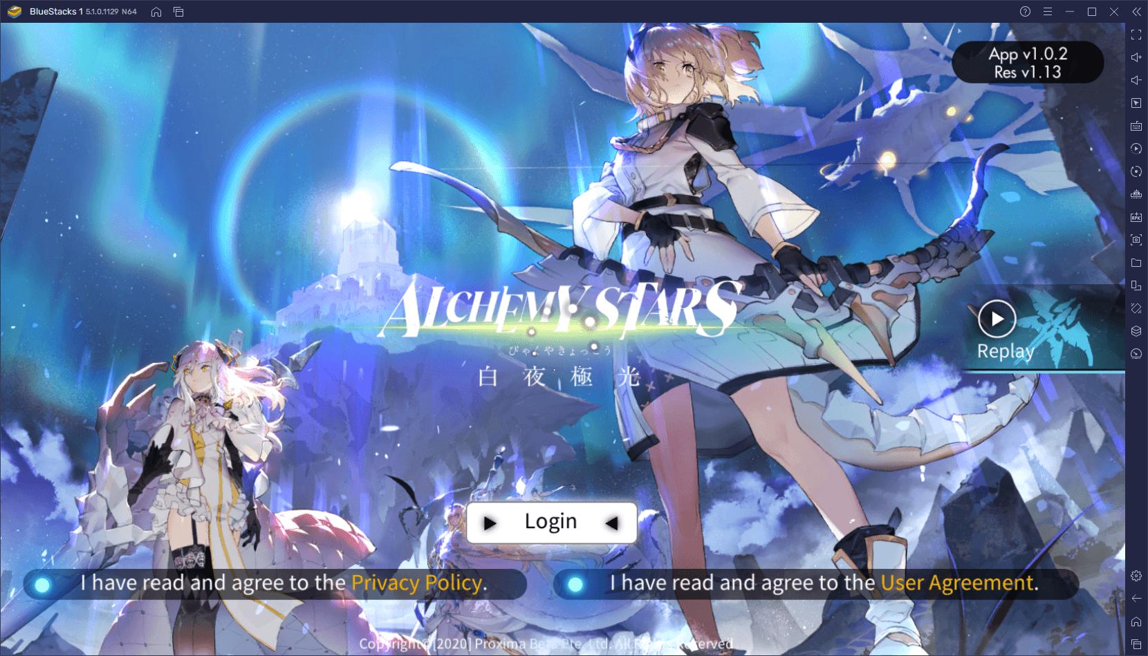 Alchemy Stars – Guía de Reroll Para Tener el Mejor Comienzo