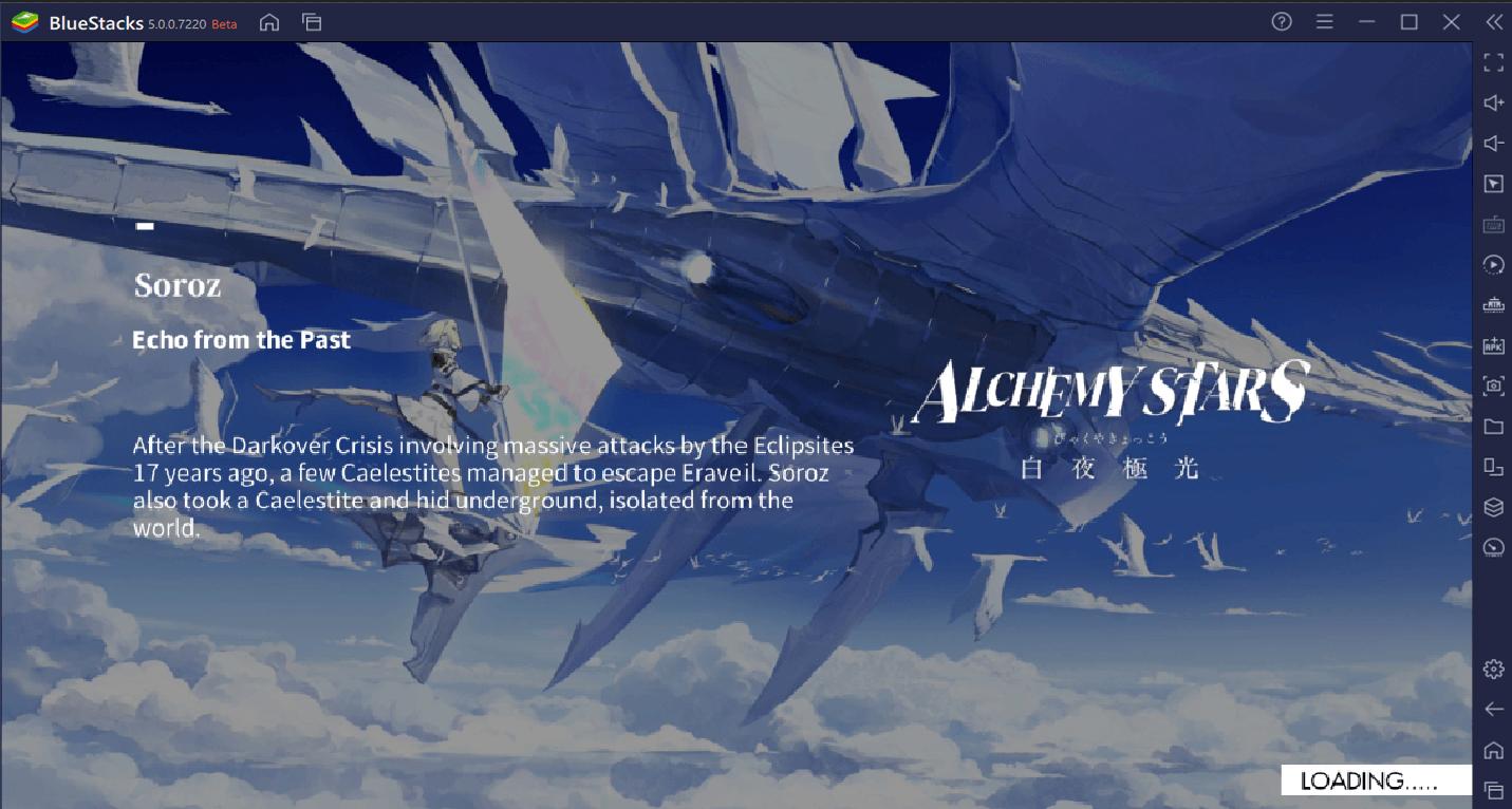 لماذا يجب أن تلعب لعبة Alchemy Stars على BlueStacks؟