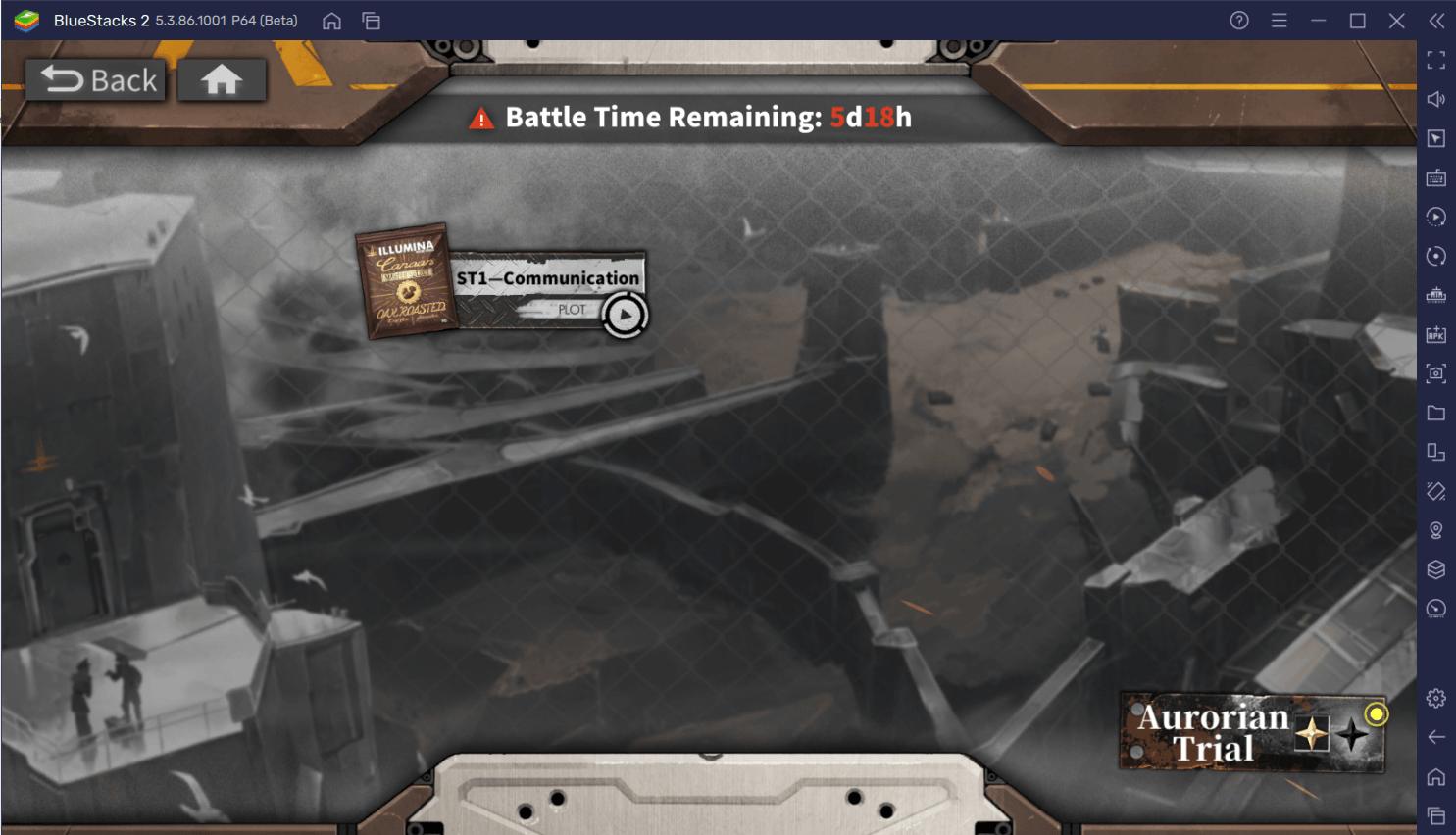 Alchemy Stars – DuneFire Strike Event
