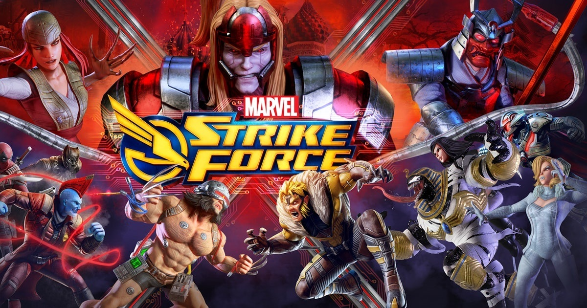 All about MARVEL Strike Force: The Silver Samurai