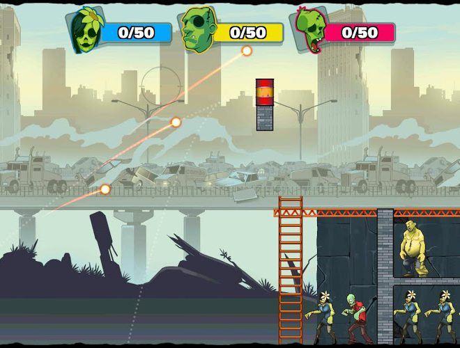 Играй Stupid Zombies 3 on pc 5