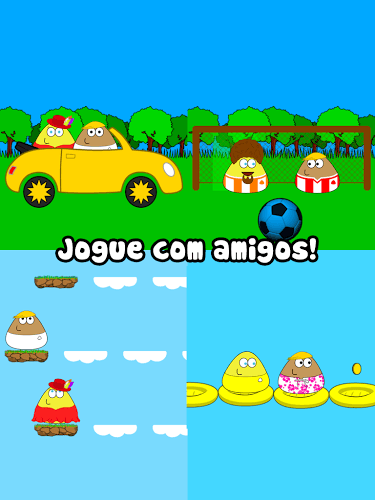 Jogue Pou on pc 12