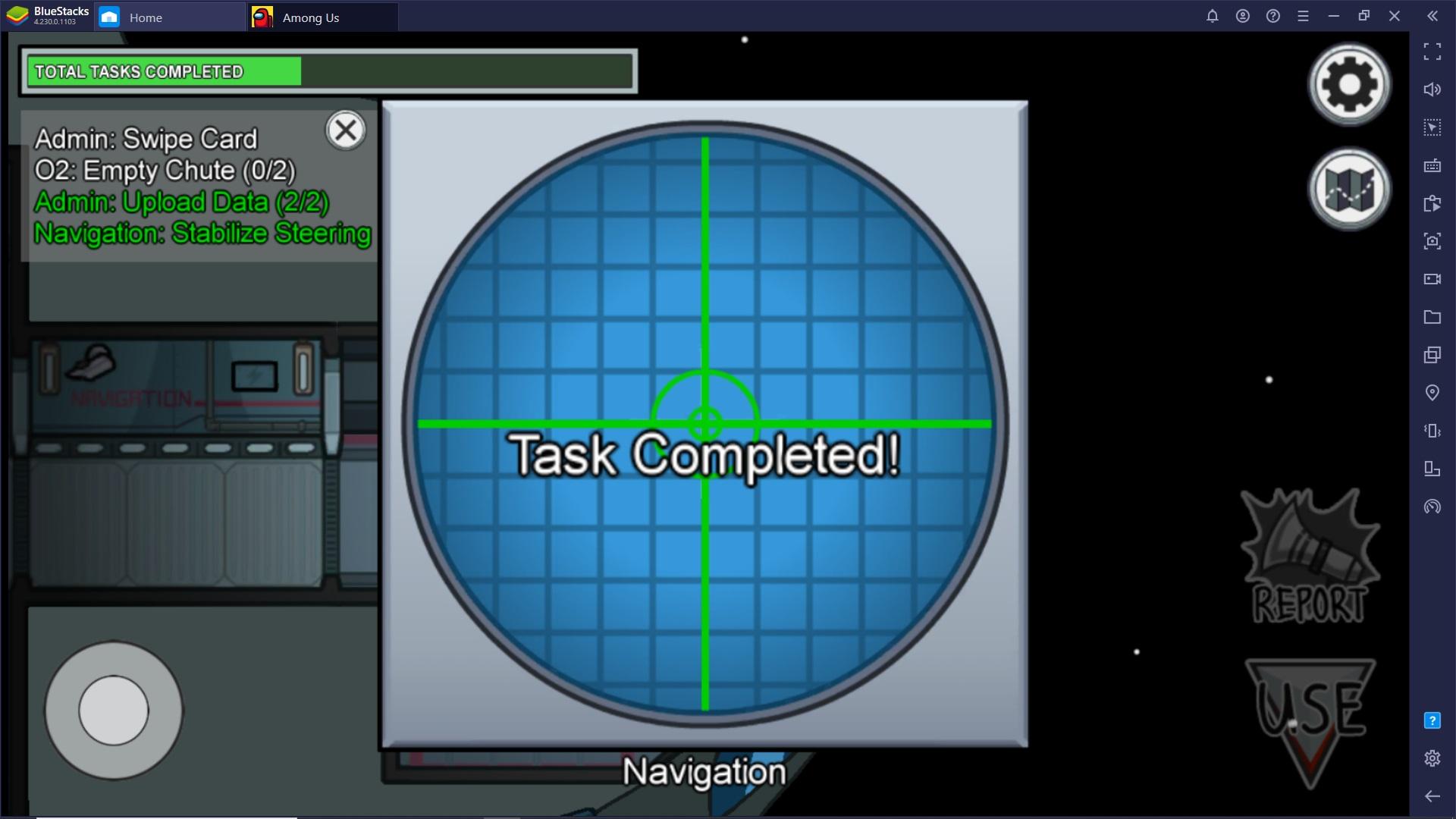 Come completare tutte le missioni nella mappa Skeld di Among Us