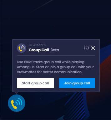 Configurando Um Chat de Voz Exclusivo do BlueStacks Para Jogar Among Us no PC