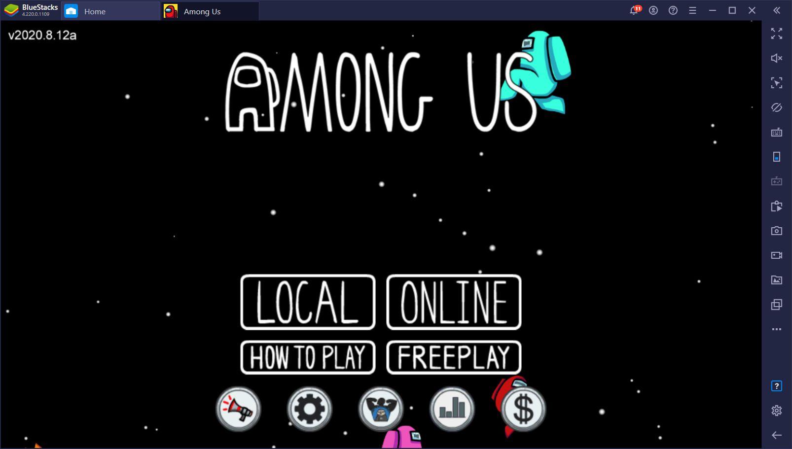 Among Us na komputerze – BlueStacks i jak wygrać każdą grę