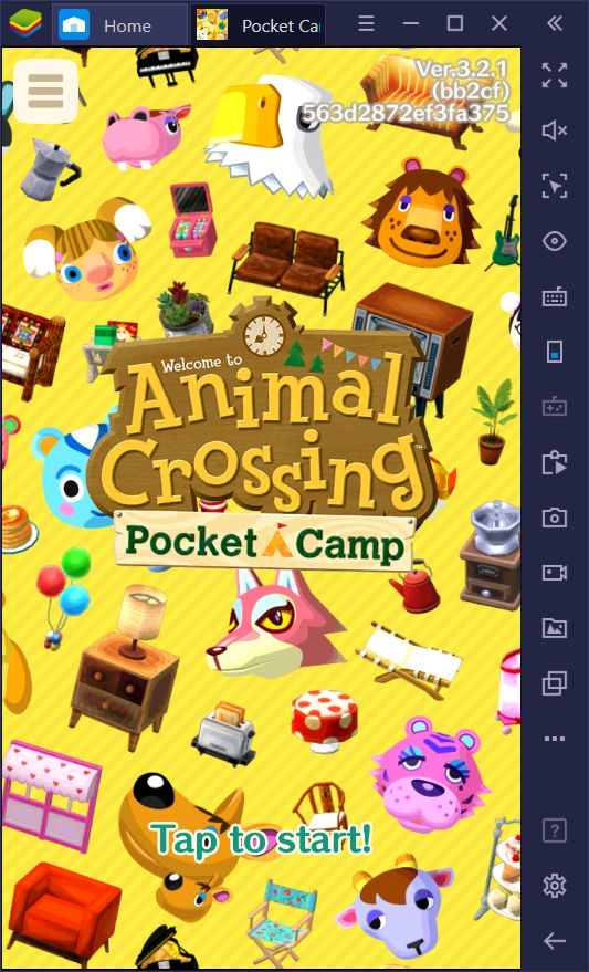 How to Install and Play Animal Crossing: Pocket Camp on PC