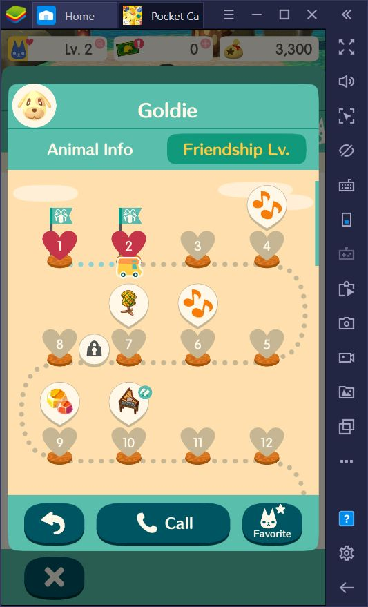 Animal Crossing: Pocket Camp - How to Meet and Invite New Villagers to Your Camp