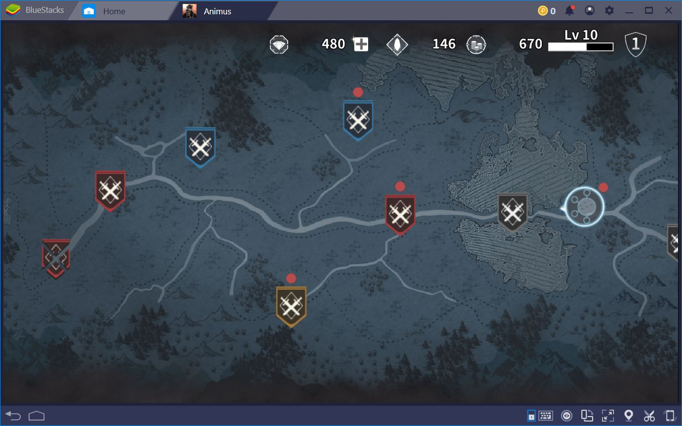 How to Beat Animus: Stand Alone on BlueStacks