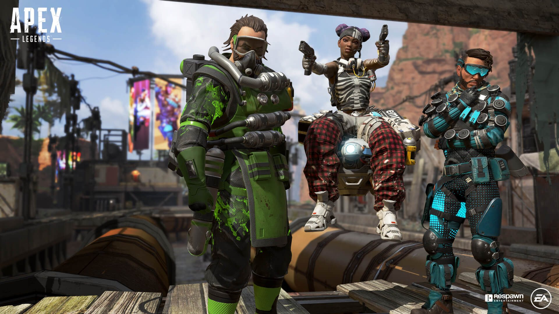 Apex Legends Mobile Lanzará a Finales de 2020