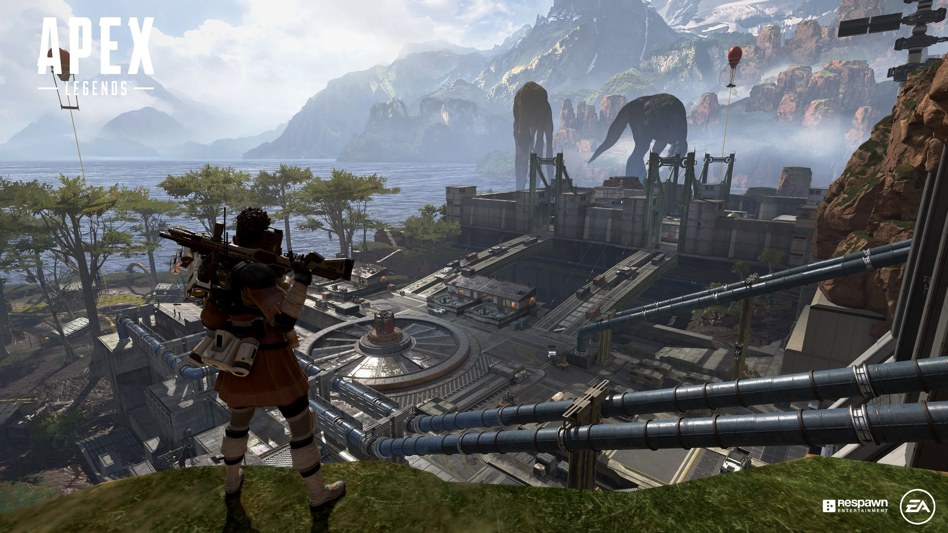 Apex Legends Coming to Mobile Exclusively Through BlueStacks