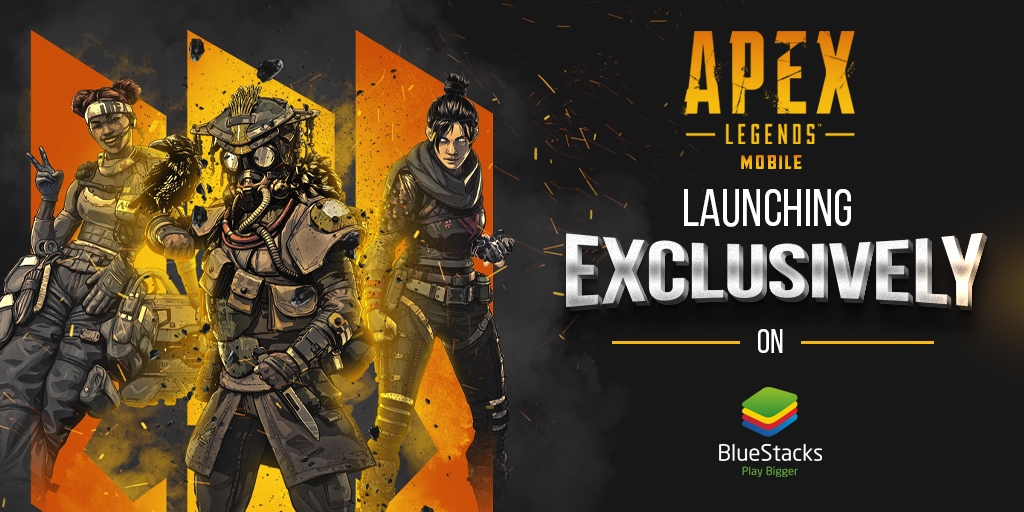 Apex Legends Mobile to Launch Exclusively on BlueStacks