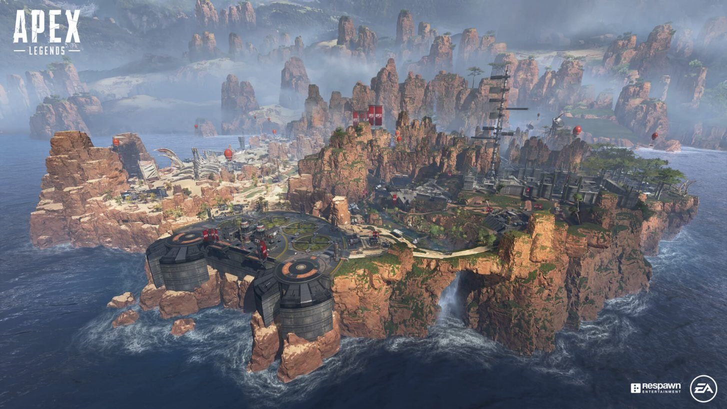 Tencent to develop EA's Apex Legends Mobile