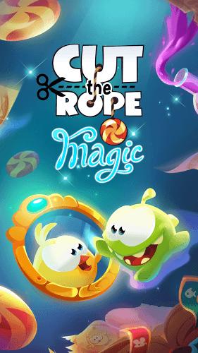 Играй Cut the Rope Magic На ПК 3