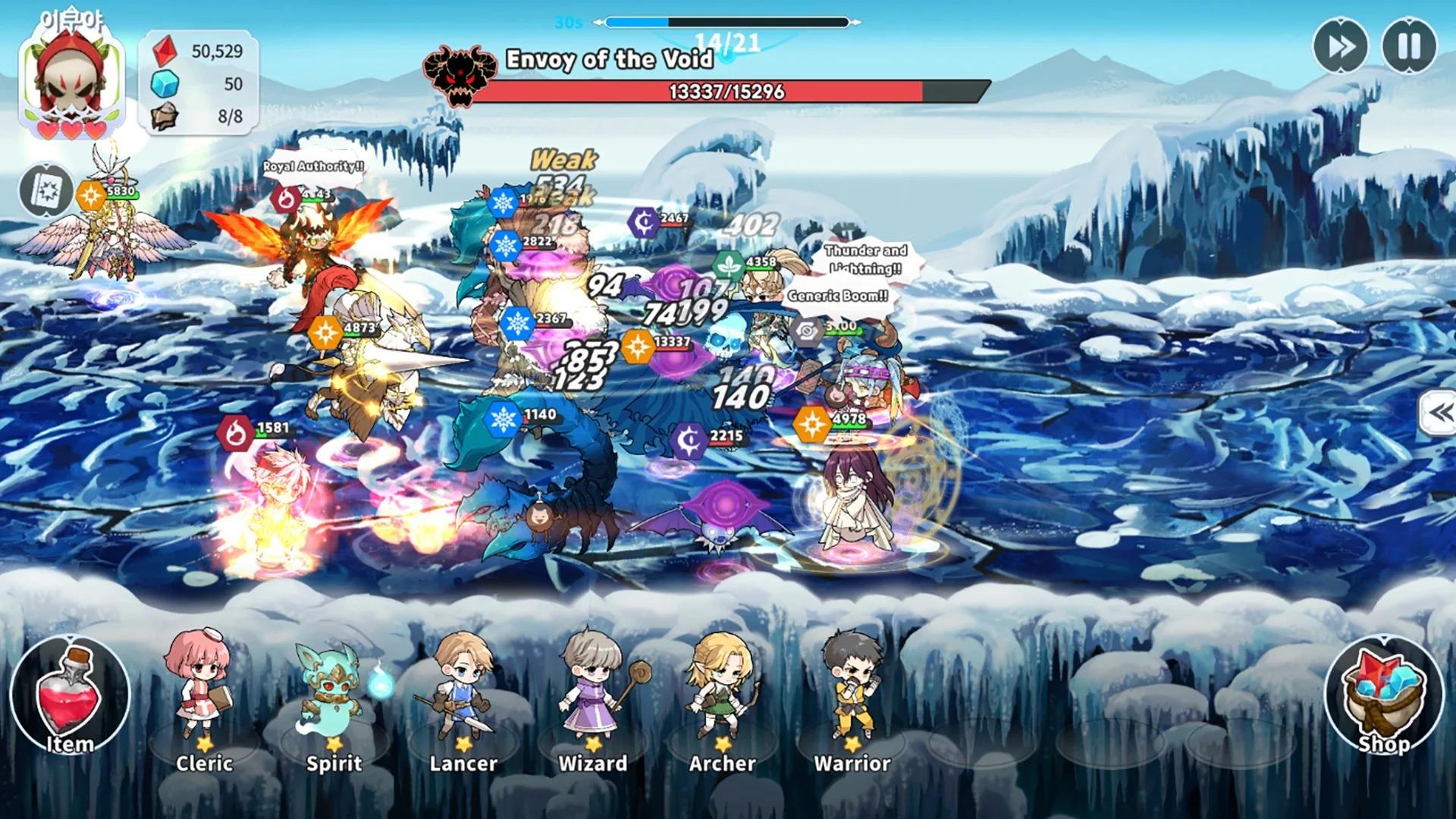 Gamevil phát hành Arcana Tactics cho thị trường toàn cầu
