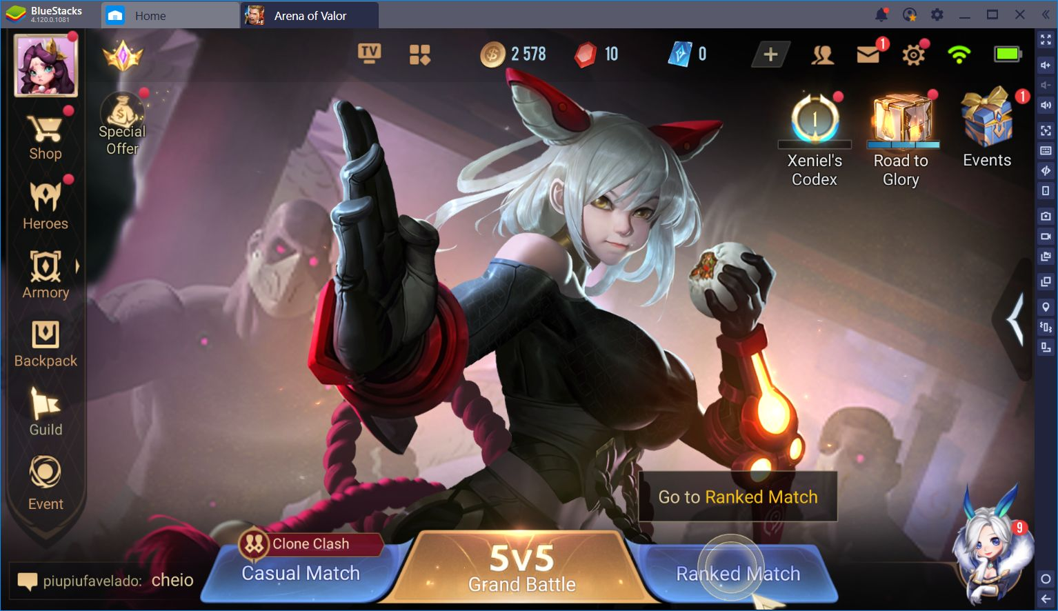 Arena of Valor Combat Basics: Staying Alive and Getting Kills
