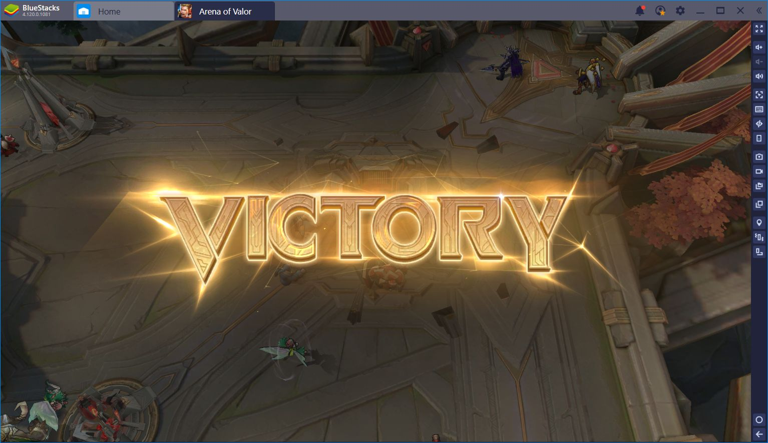 Arena of Valor on BlueStacks: Dominate Using the Keymapping Tool
