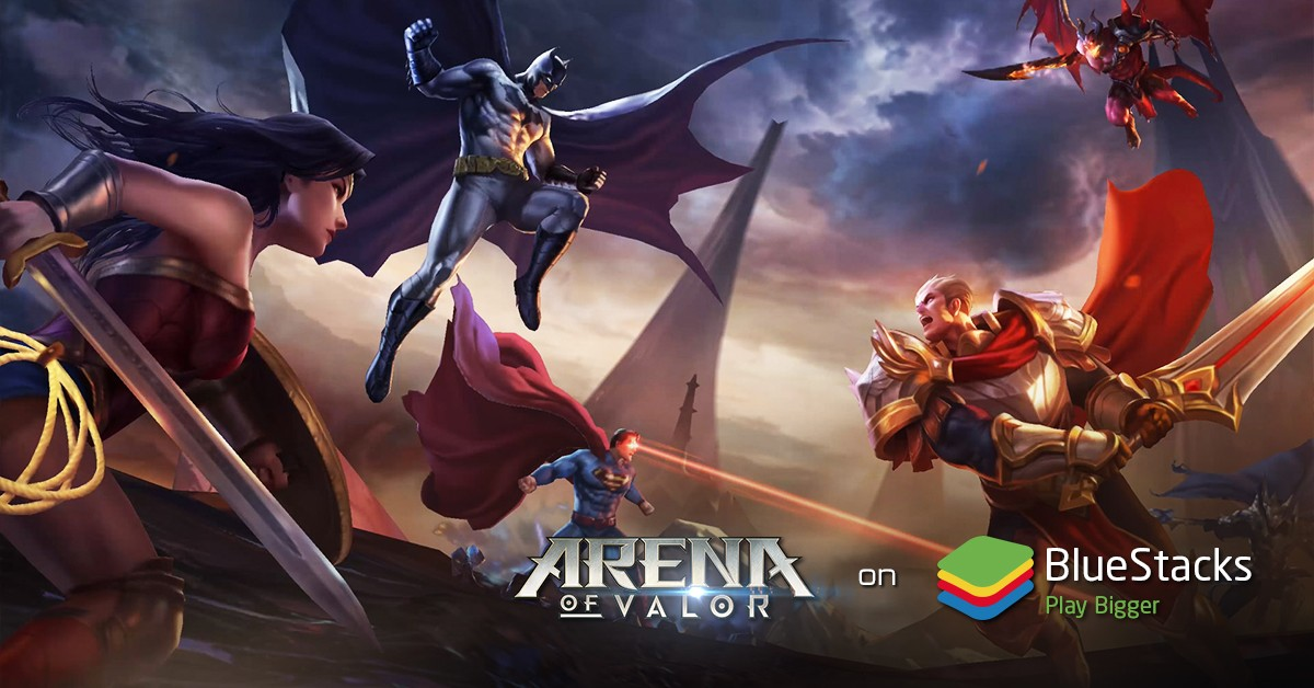 Arena of Valor (AOV) Beginner Guide