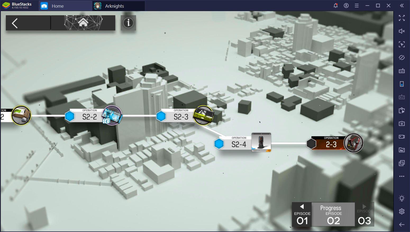 Arknights sur PC : Trucs et astuces pour bien débuter