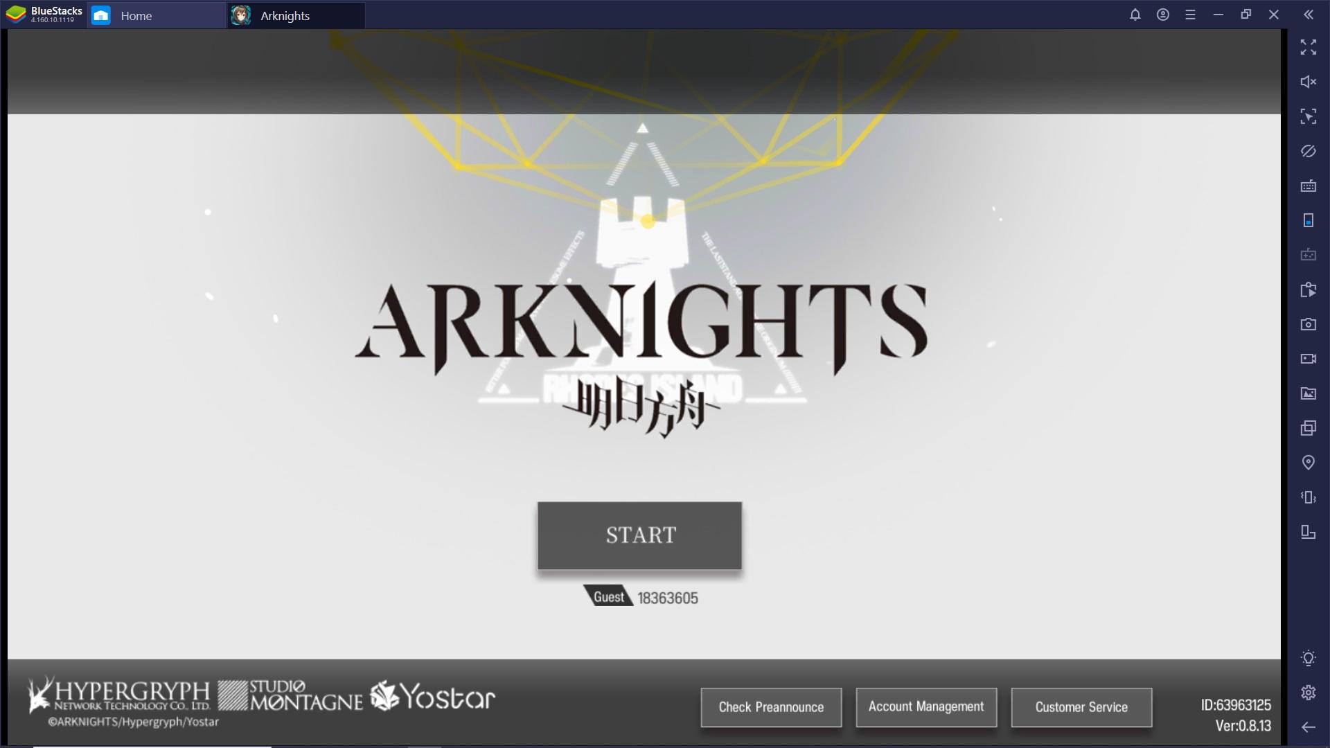 Arknights è disponibile su PC – Migliora la tua strategia con Bluestacks!