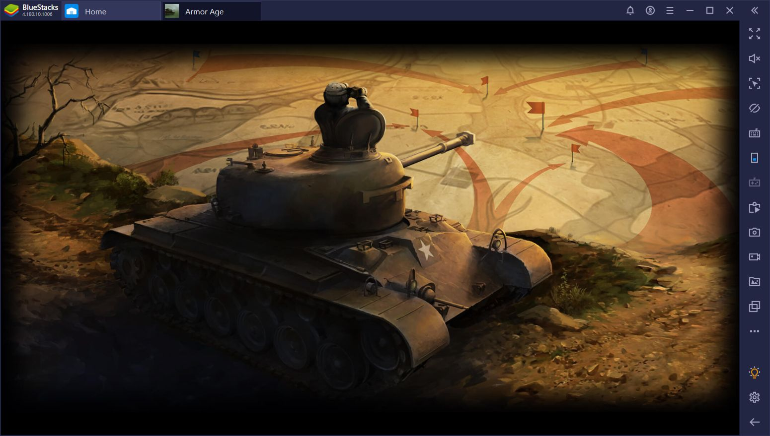 Beginner's Guide for Armor Age: Tank Wars on PC