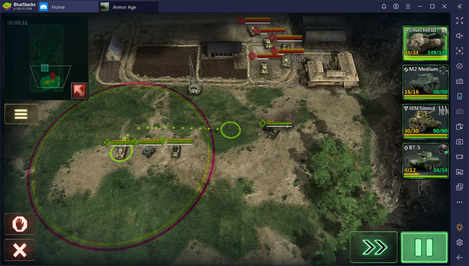 Armor Age: Tank Wars on PC - Combat Tips and Tricks to Defeat Your Enemies