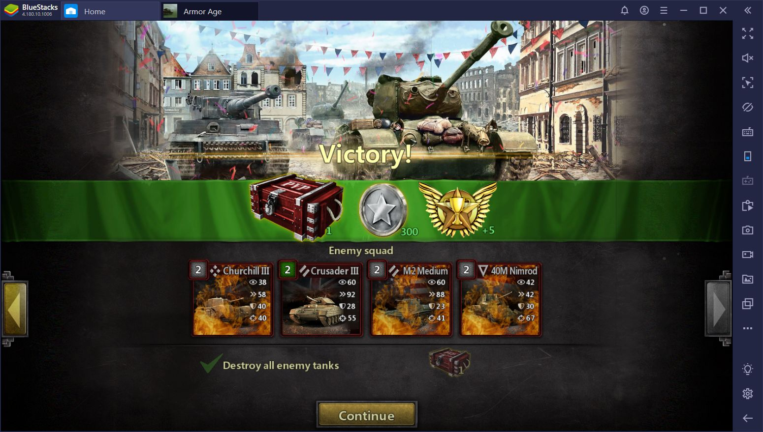 Armor Age: Tank Wars on PC - The Best Tips and Tricks to Get You Started
