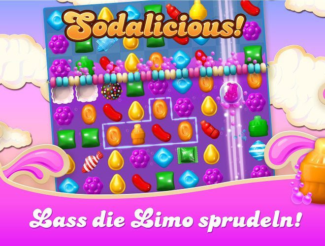 Spielen Candy Crush Soda Saga on PC 9