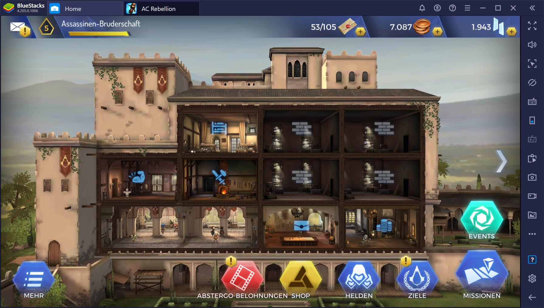 Assassin's Creed: Rebellion – Rangliste der besten Charaktere im Spiel