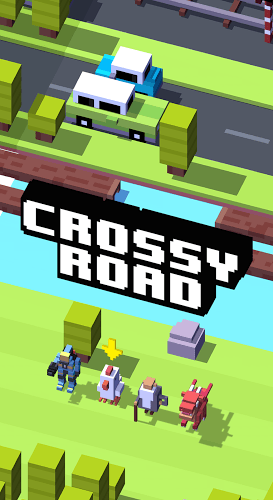 เล่น Crossy Road on PC 2