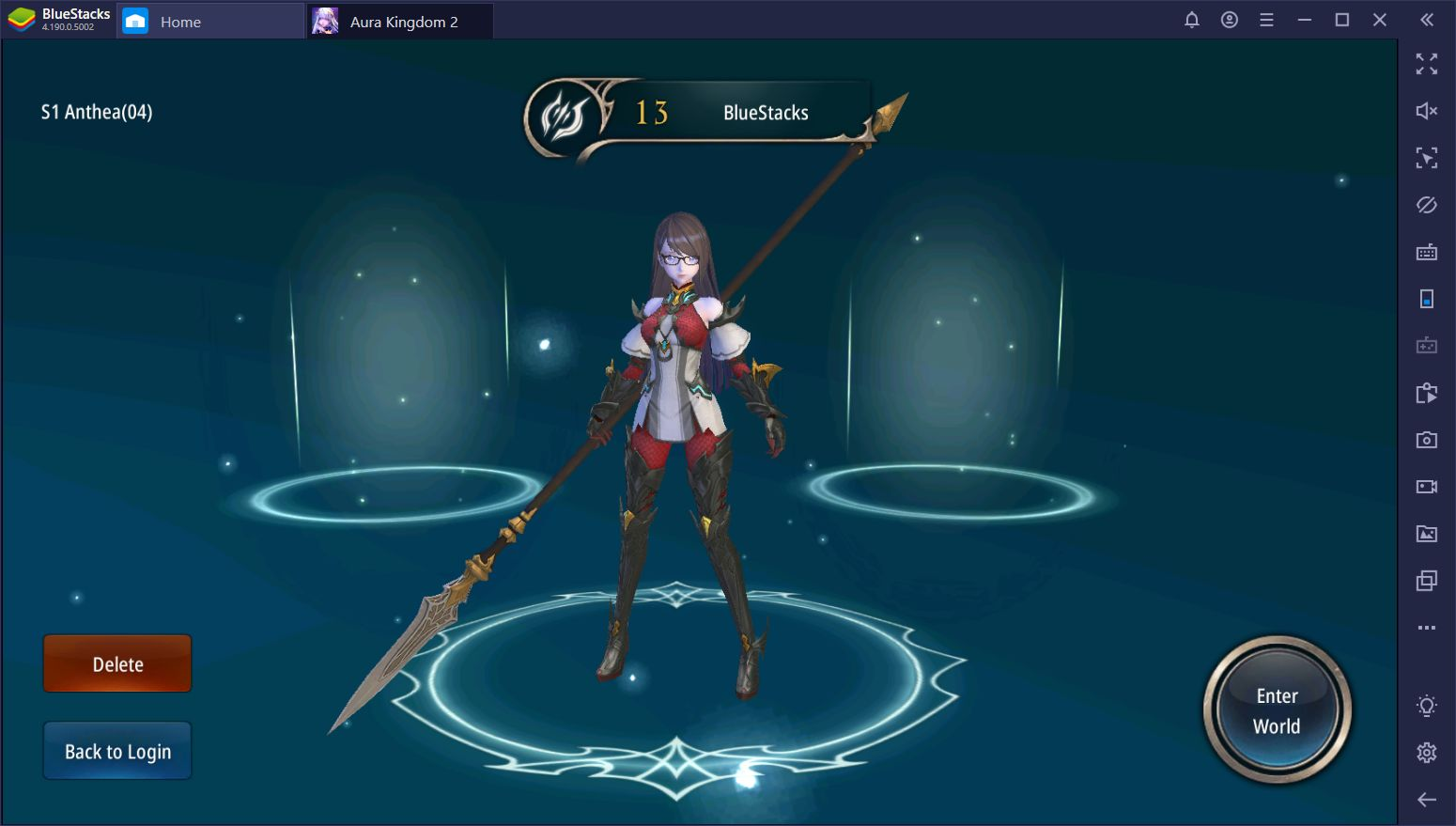 Aura Kingdom 2 on PC - A Guide to the All Playable Classes