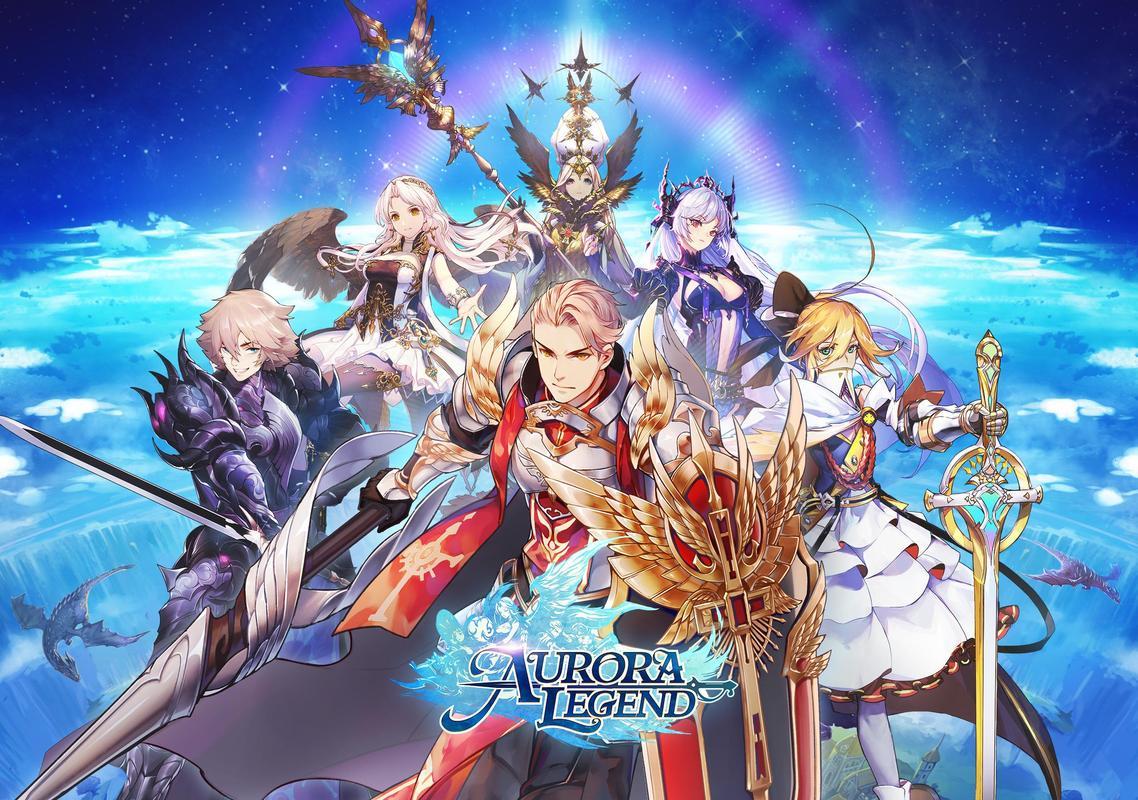 Um jogo criado para ser desfrutado: Aurora Legends