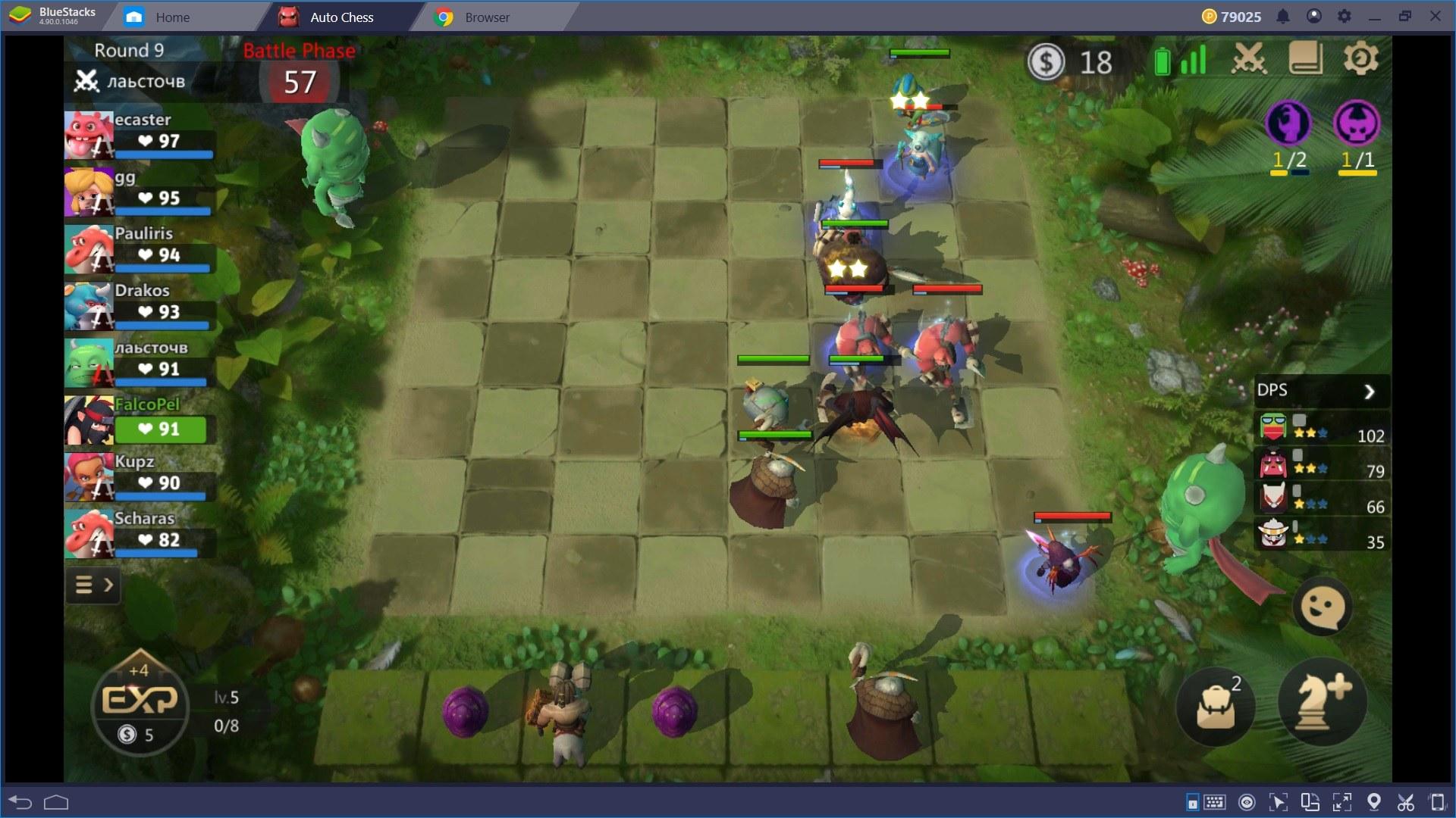 Guida al Combattimento e alle Unità in Auto Chess