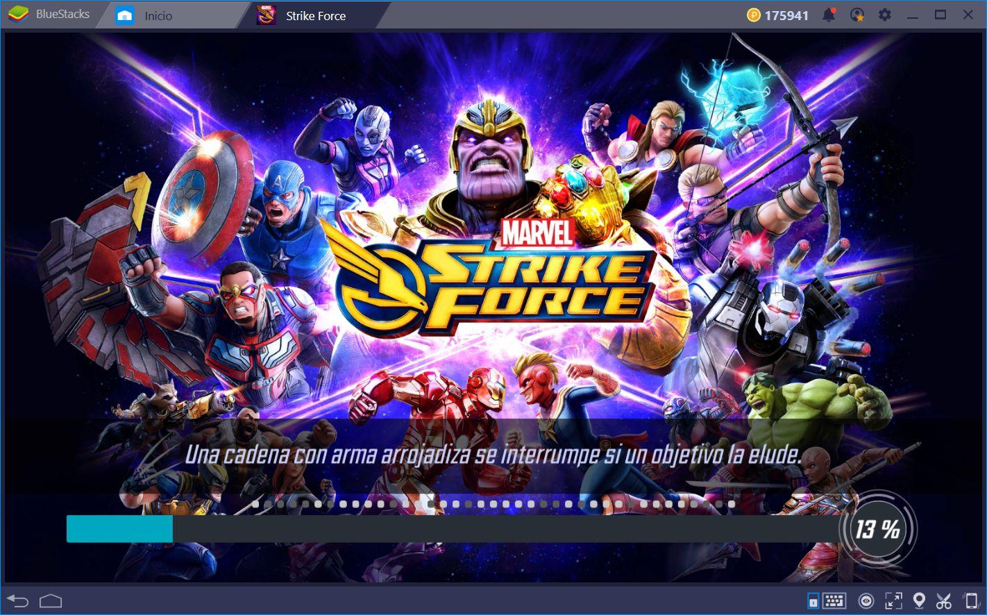 Marvel Future Fight: Descubre lo que Trae la Actualización de Endgame