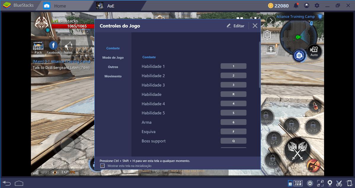 Como instalar e configurar AxE : Alliance vs Empire com BlueStacks