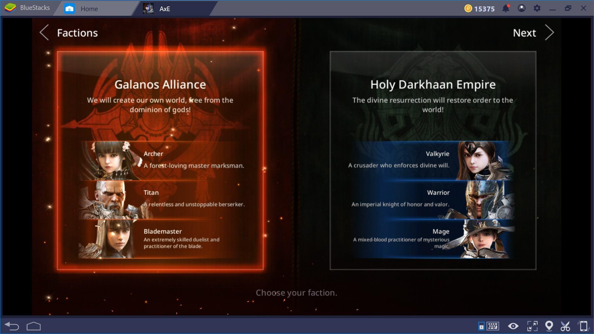 Alliance vs Empire – AxE: la recensione del nuovo MMORPG di Nexon