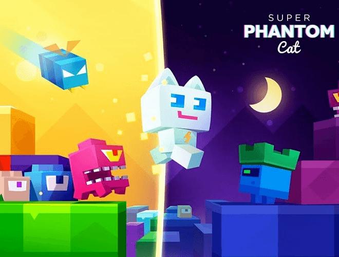 Играй Super Phantom Cat На ПК 12