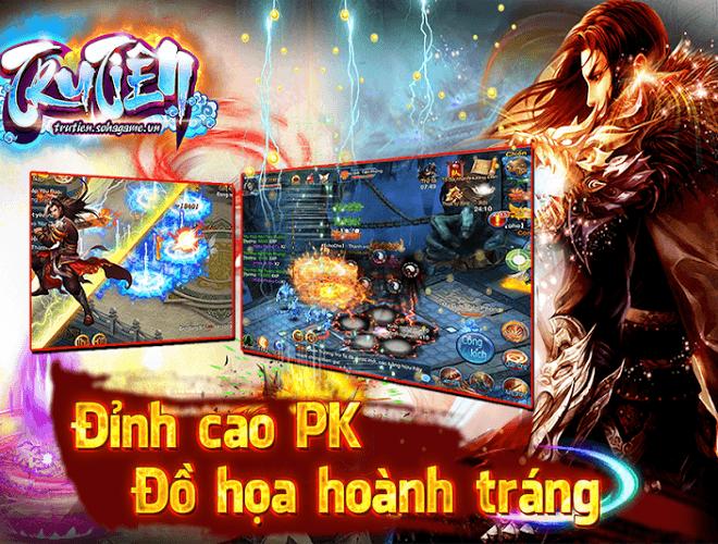 Chơi Tru Tiên on PC 3