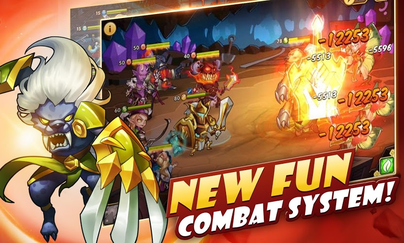 Play Idle Heroes on PC 12
