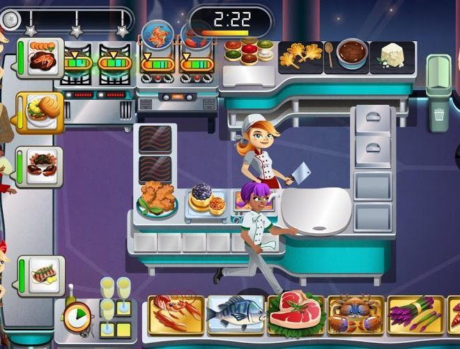 Играй Gordon Ramsay Dash На ПК 8