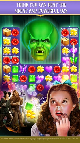 Play Wizard of Oz: Magic Match on PC 15