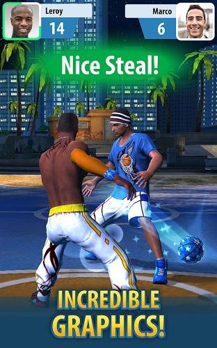 Play Basketball Stars on PC 3