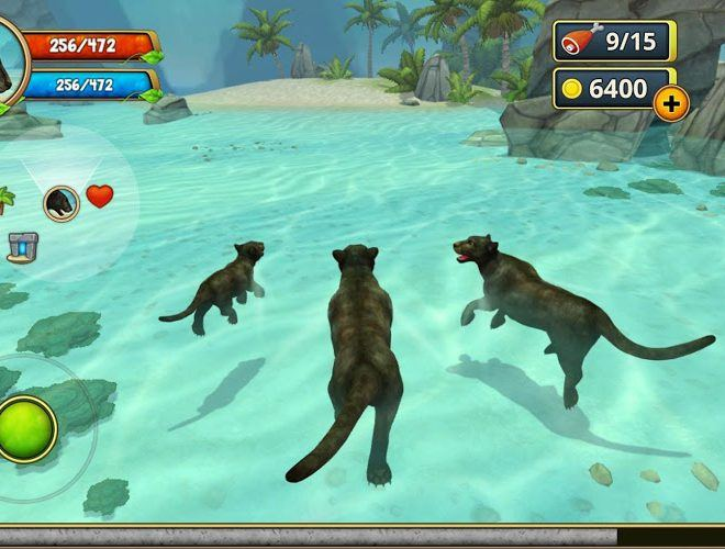 Play Panther Family Sim on PC 7
