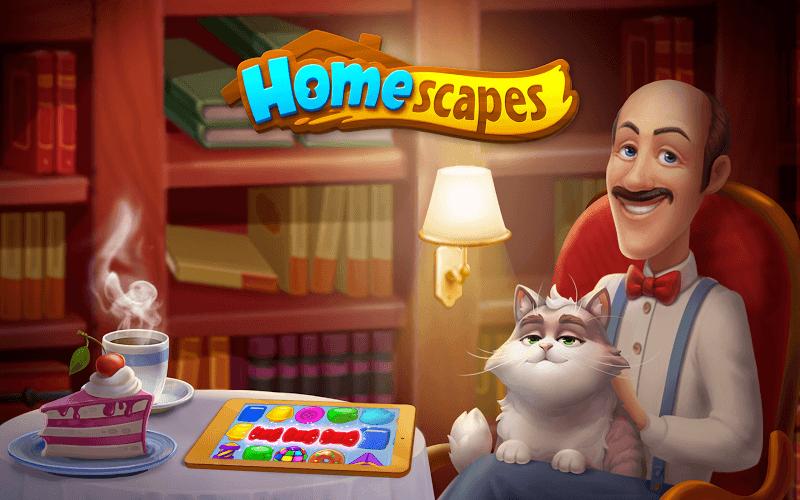 Играй Homescapes На ПК 21