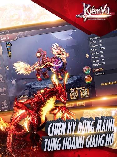 Chơi Kiếm Vũ VNG on PC 15