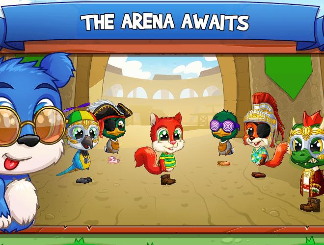 Play Fun Run Arena Multiplayer Race on PC 14