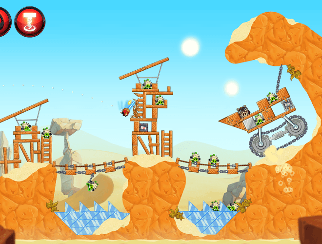 Play Angry Birds Star Wars II Free on PC 13