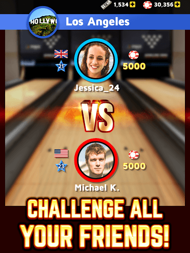 Play Bowling King on PC 8
